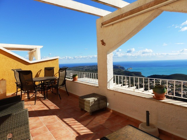 Benitachell Apartment For Sale - €140,000