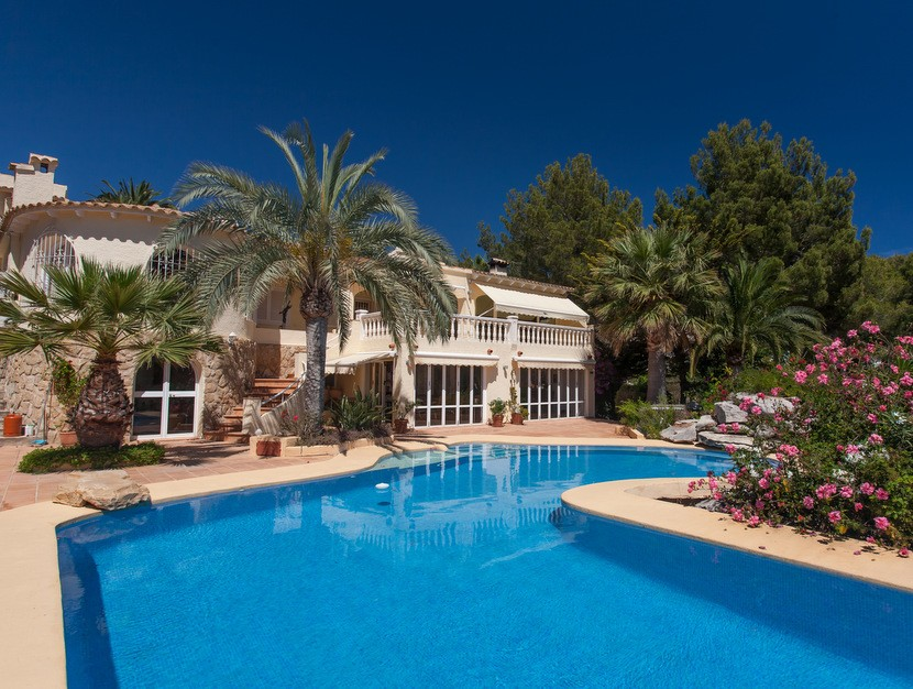 Moraira Villa For Sale - €895,000