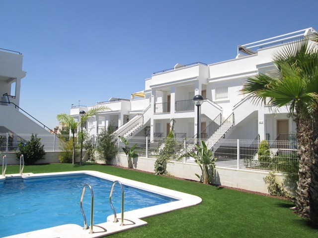 Torrevieja Apartment For Sale - €155,000