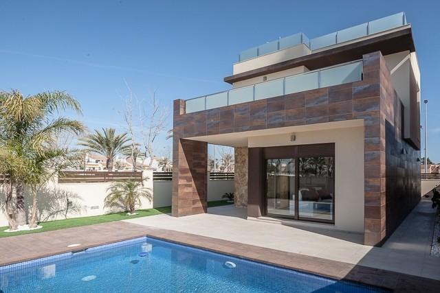 Torre de la HoradadaVilla For Sale - €228,000
