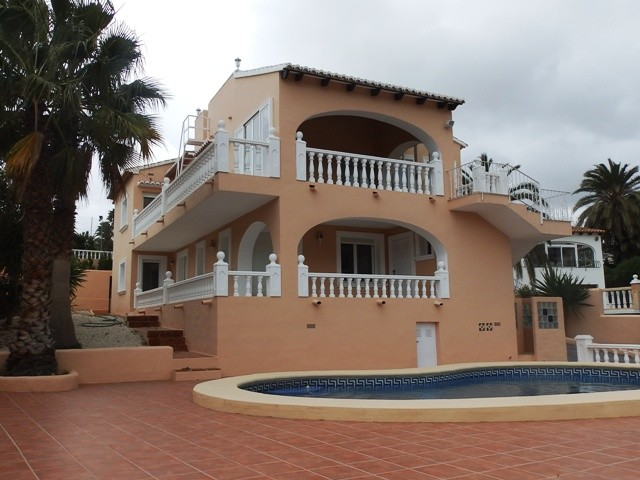 Moraira Villa For Sale - €560,000