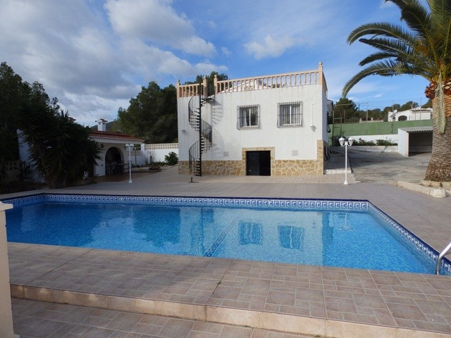Calpe Villa For Sale - €295,000