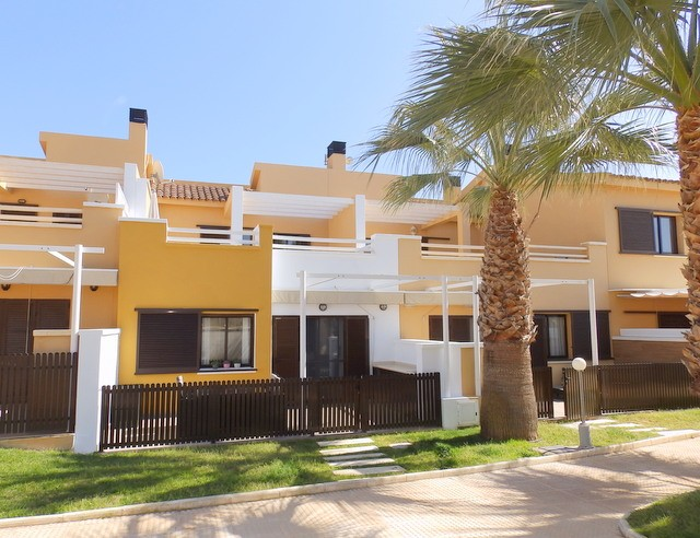 Campoamor Townhouse For Sale - €148,500