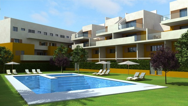Playa Flamenca Apartment For Sale - €139,000