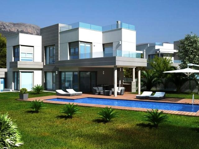 Calpe Villa For Sale - €725,000