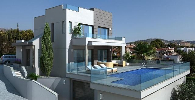 Calpe Villa For Sale - €650,000