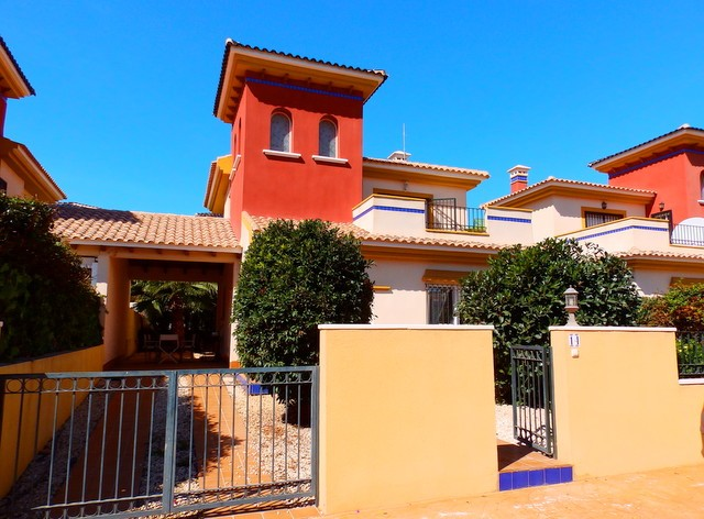 Cabo Roig Villa For Sale - €189,950
