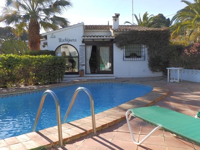 Villa in Benissa Coastal - €300,000 - Ref:981