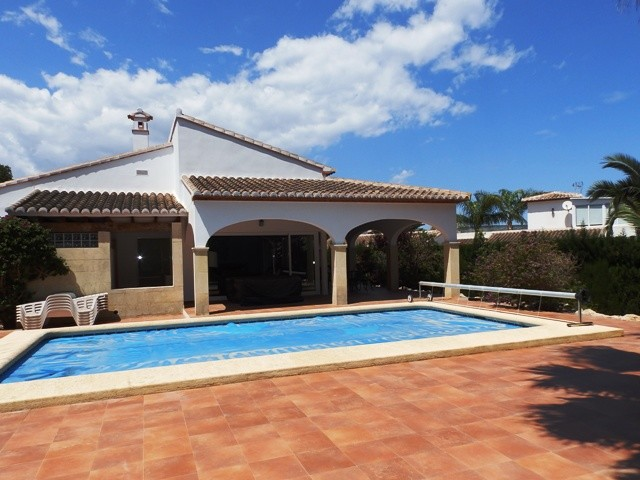 Javea Villa For Sale - €449,000