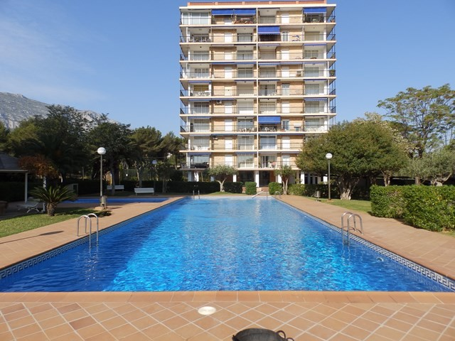 Denia Apartment For Sale - €99,950