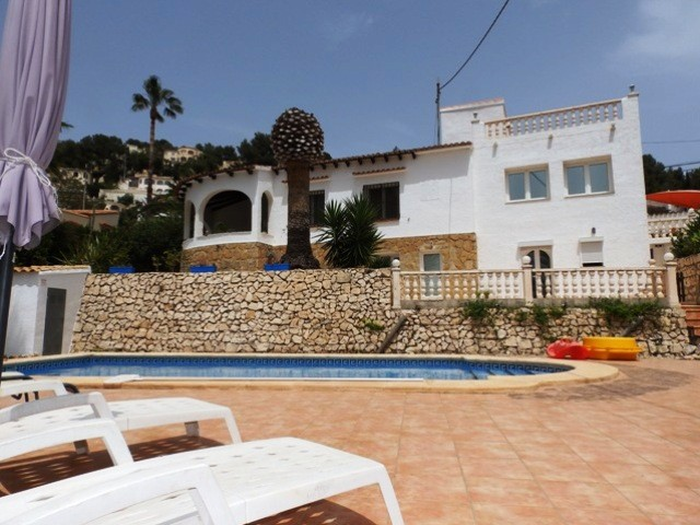 Benissa Coastal Villa For Sale - €336,500