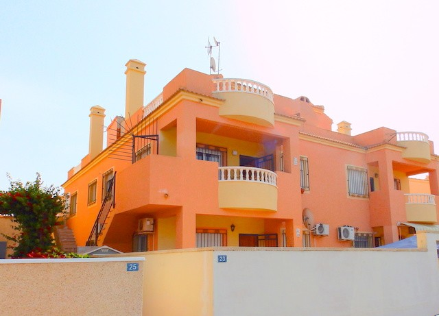 Campoamor Duplex For Sale - €97,000