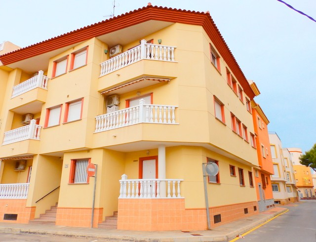 San Pedro del Pinatar Apartment For Sale - €97,000