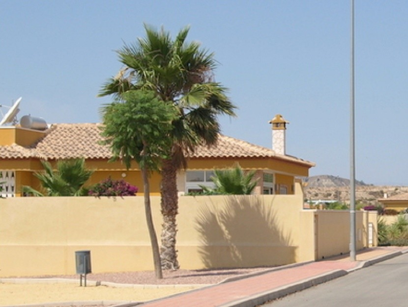 Fortuna Villa For Sale - €122,500