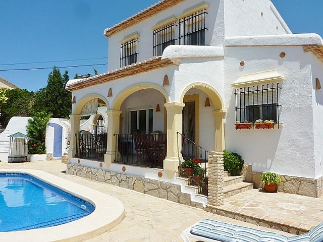 Villa in Gata de Gorgos - €290,000 - Ref:932