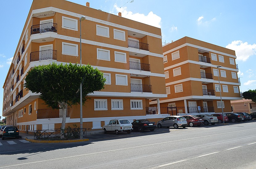 Apartment in Rojales - €79,995 - Ref:77