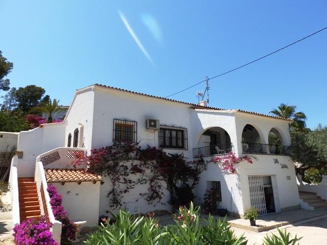 Villa in Benissa Coastal - €315,000 - Ref:988