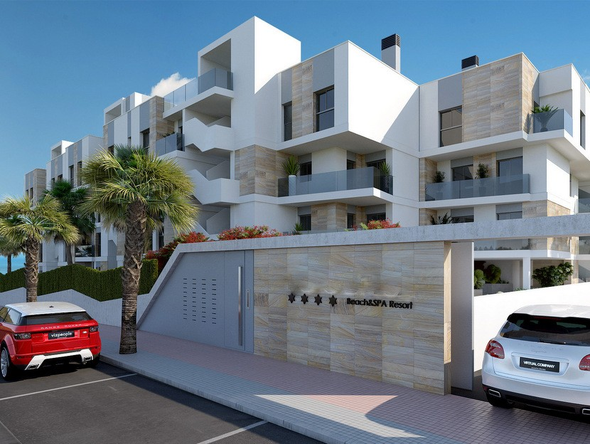 Cabo Roig Apartment For Sale - €293,000
