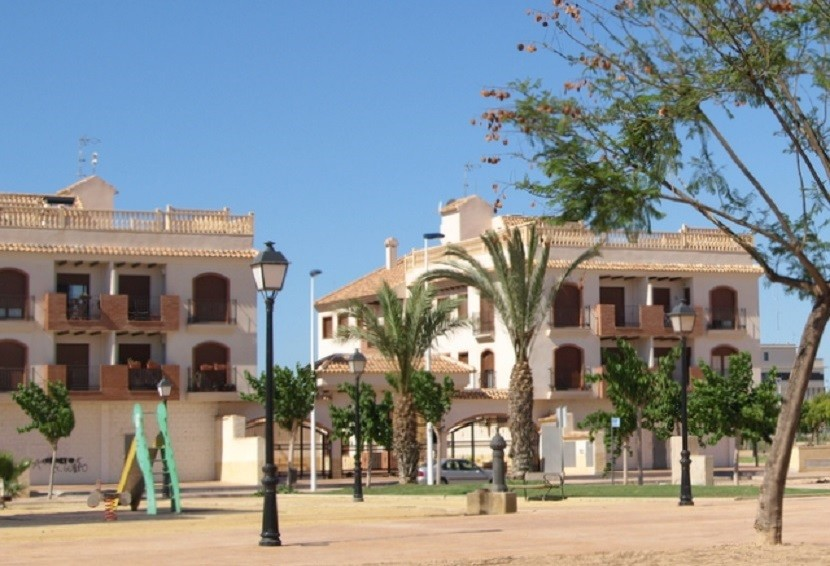 San Pedro del Pinatar Apartment For Sale - €99,995