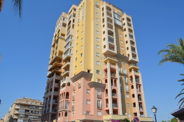 Torrevieja Apartment For Sale - €122,000