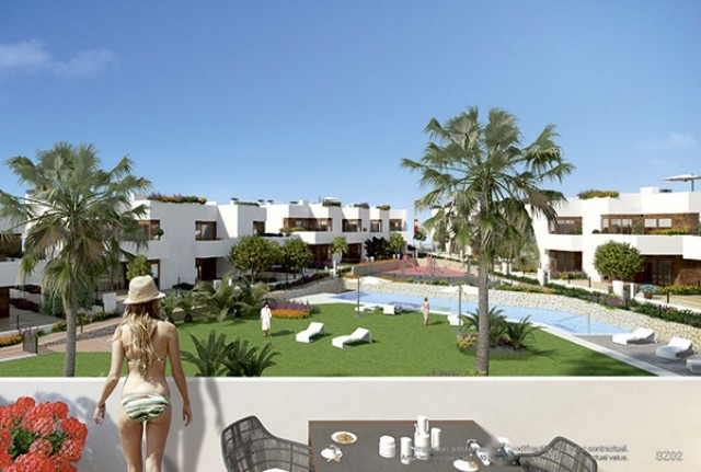 La Zenia Penthouse For Sale - €182,000