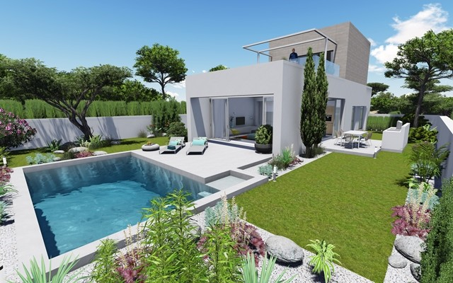 Campoamor Villa For Sale - €355,000