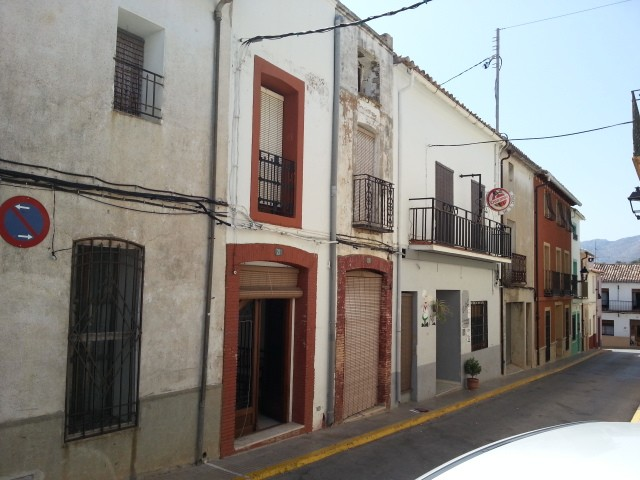 Parcent Townhouse For Sale - €80,000