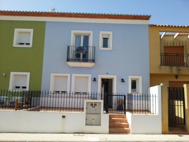 Townhouse in Alcalali - €150,000 - Ref:447
