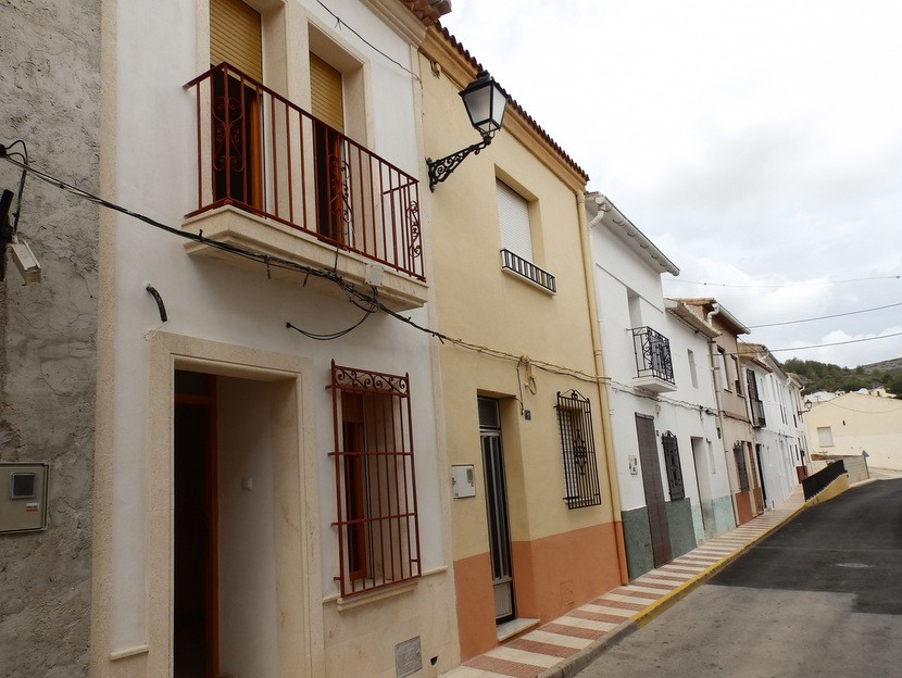 Senija Townhouse For Sale - €155,000