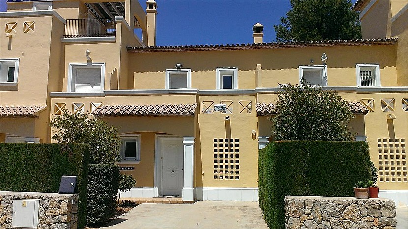 La Sella Townhouse For Sale - €130,000