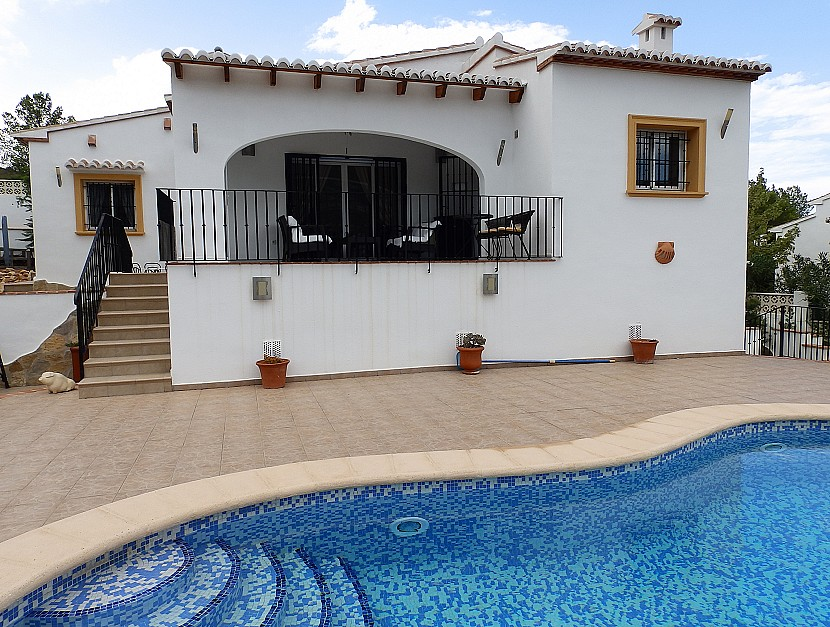 Pedreguer Villa For Sale - €229,950