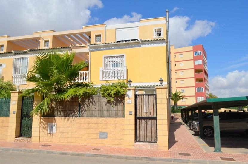 TorreviejaSemi Detached For Sale - €190,000