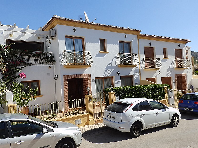 Alcalali Townhouse For Sale - €189,000