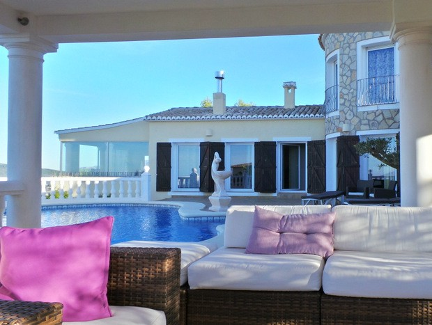 Cumbre del Sol Villa For Sale - €840,000