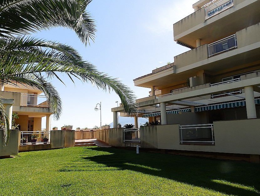 DeniaApartment For Sale - €185,000