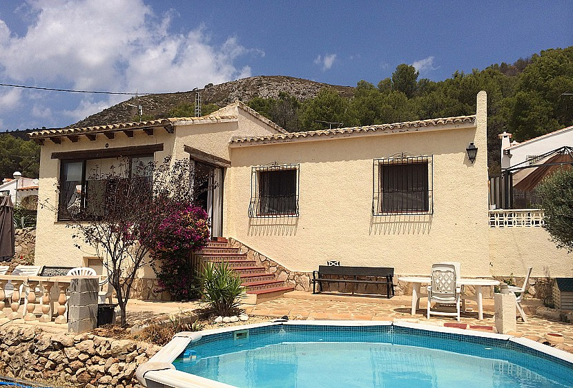 Alcalali Villa For Sale - €162,950