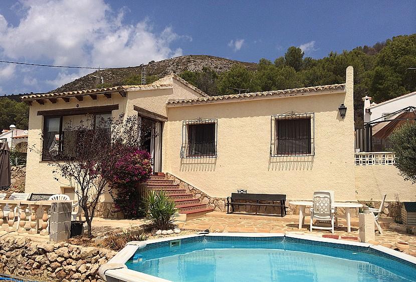Villa in Alcalali - €162,950 - Ref:509