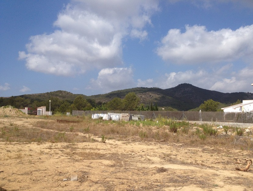 Javea Land For Sale - €265,000