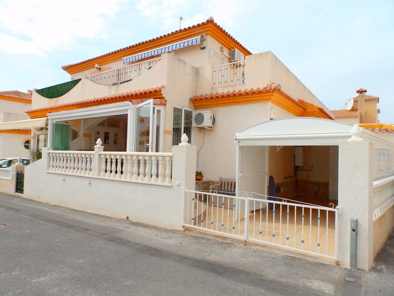 Playa Flamenca Townhouse For Sale - €139,950
