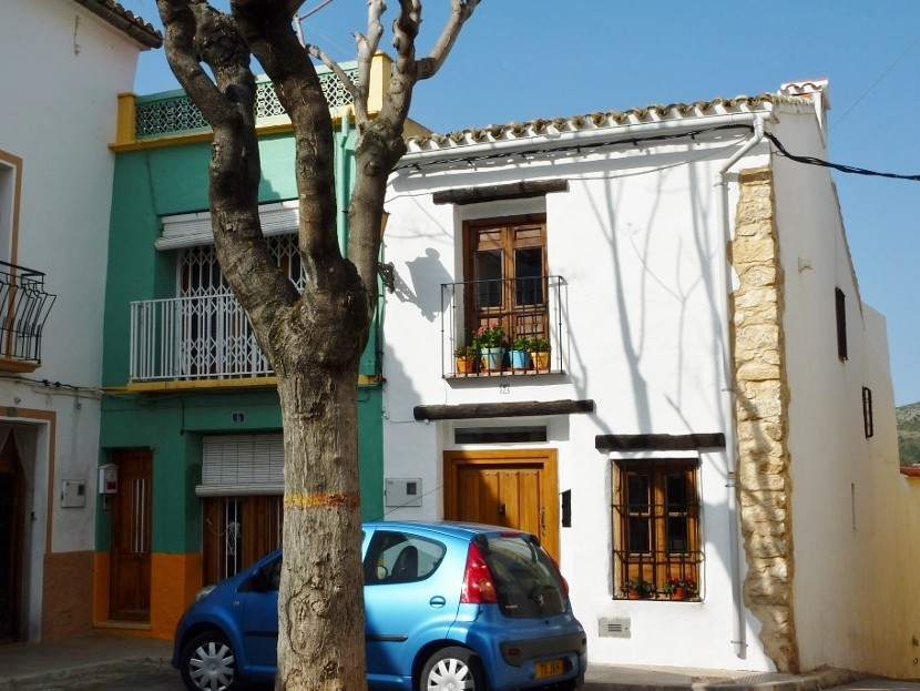 Parcent Townhouse For Sale - €125,000