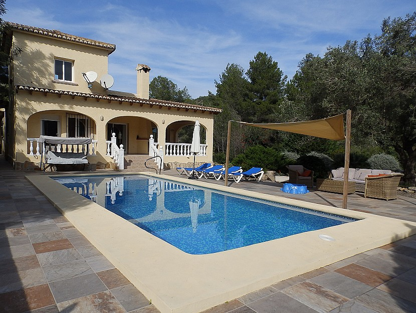 Lliber Villa For Sale - €399,000