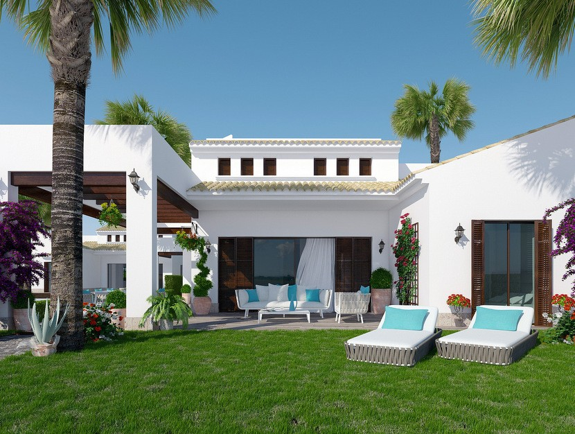 La Finca Villa For Sale - €265,000