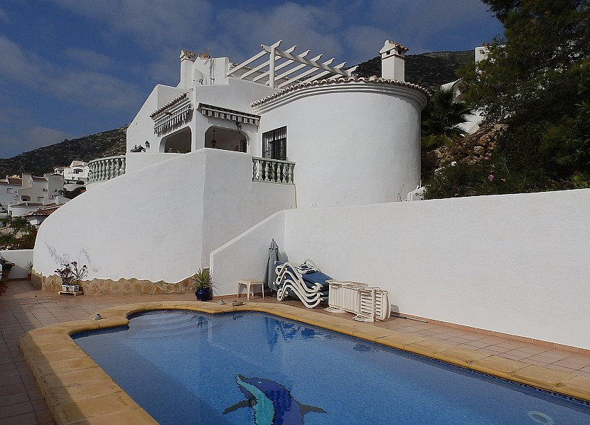 Jalon Villa For Sale - €275,000