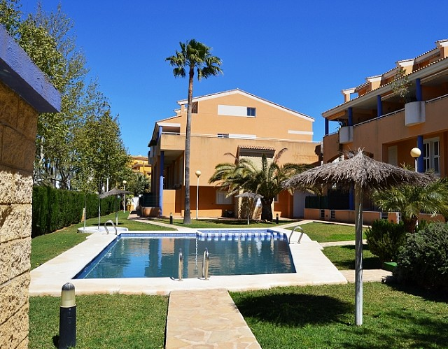 Apartment in Javea - €195,000 - Ref:653