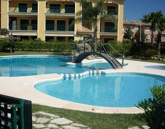 Apartment in Javea - €195,000 - Ref:655
