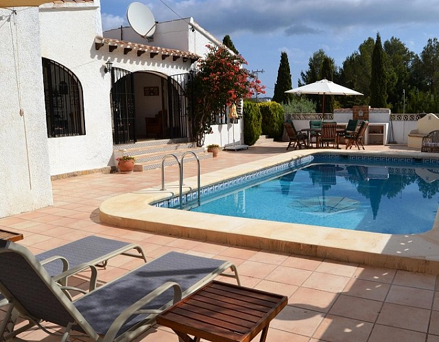 Javea Villa For Sale - €289,000
