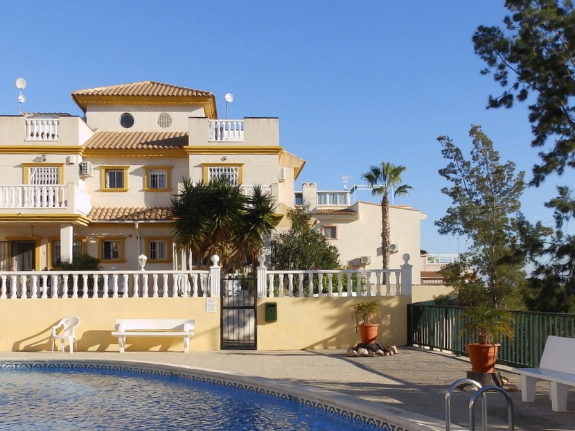 Playa Flamenca Townhouse For Sale - €149,995