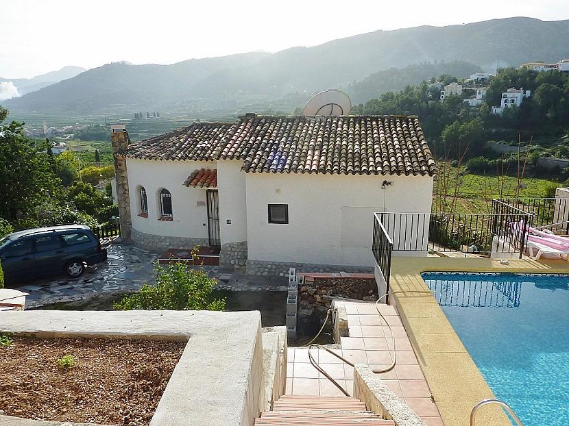 Villa in Adsubia - €160,000 - Ref:501