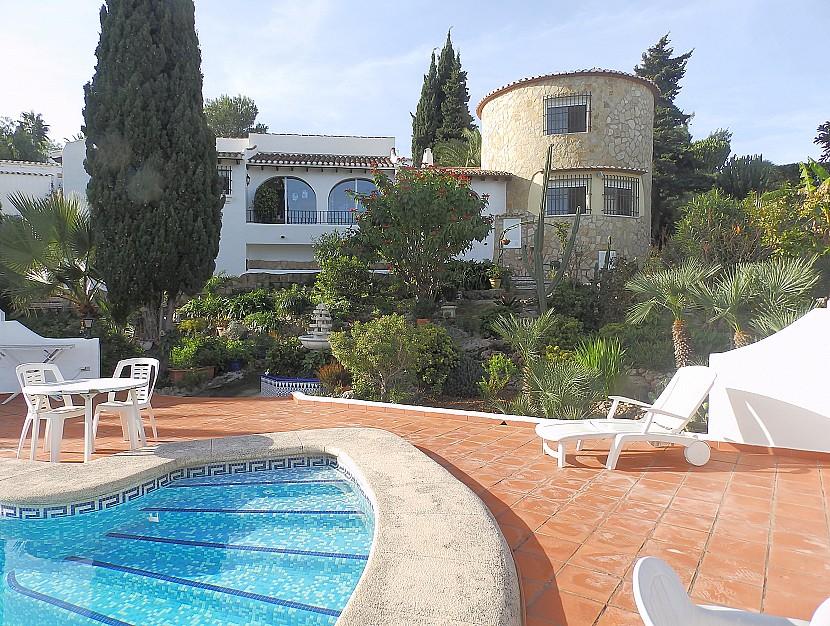 Monte PegoVilla For Sale - €299,000
