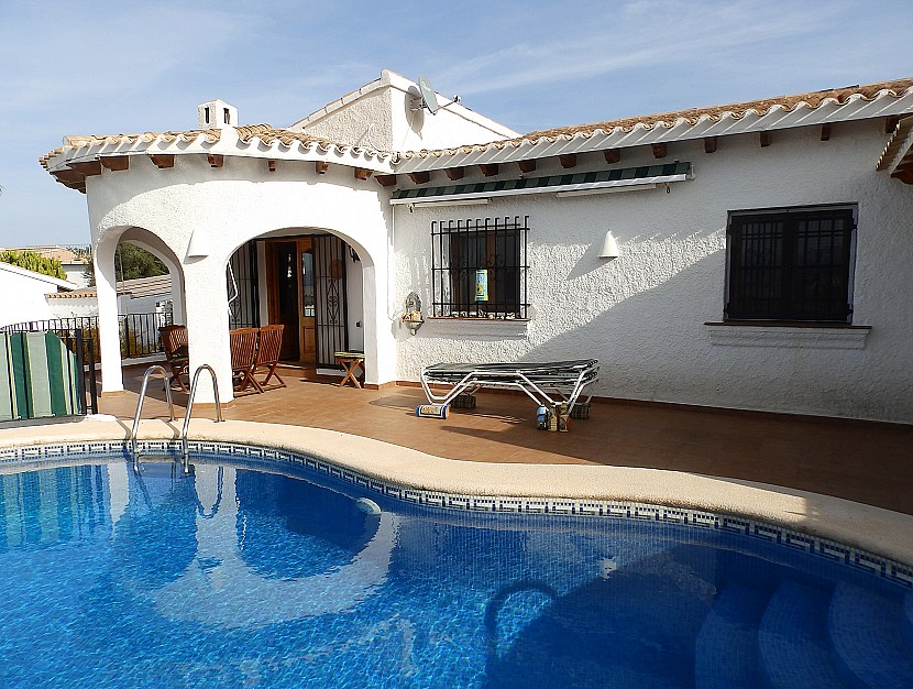 Monte Pego Villa For Sale - €198,000